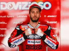Andrea Dovizioso (35) keert terug in de MotoGP