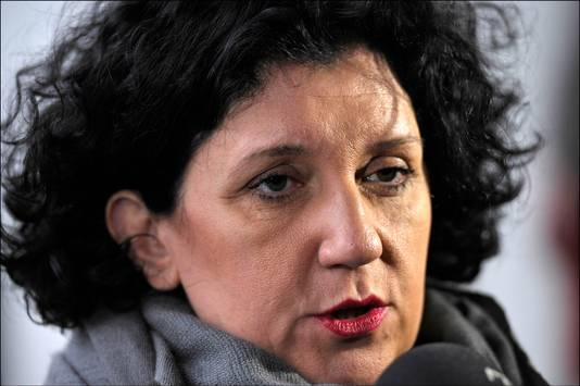 Minister van Justitie Annemie Turtelboom (Open Vld).