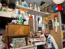 Kunstenaar Zanoni komt in actie voor het Almelose cultuurpodium Paco Plumtrek