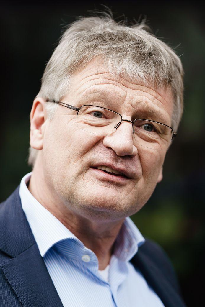 AfD-voorzitter Jörg Meuthen.