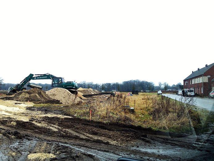 In Helvoirt wachten ze met smart op fase drie en vier van uitbreidingswijk Den Hoek. Foto is van een eerdere fase.