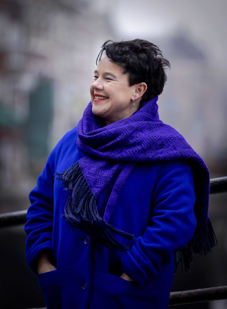Sharon Dijksma. Beeld ANP
