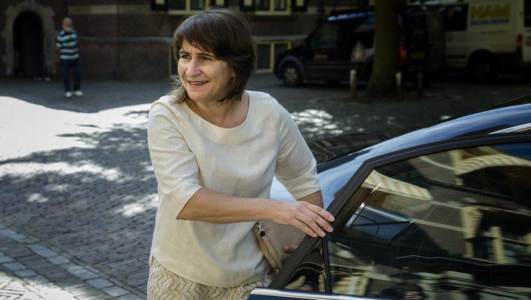 Minister Lilianne Ploumen (Ontwikkelingssamenwerking) Beeld anp