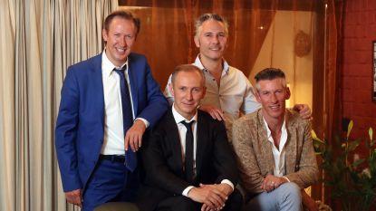 """Tussen Helmut Lotti en zijn broers heerst geen jaloezie: """"We zijn zo opgevoed: ieder moet zijn eigen geluk vinden"""""""