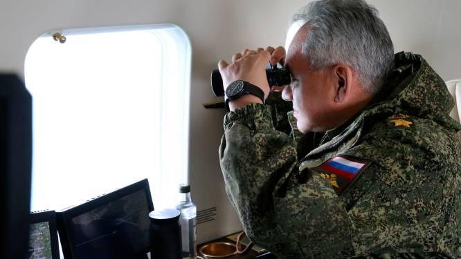 Rusland start met terugtrekken van troepen aan grens Oekraïne