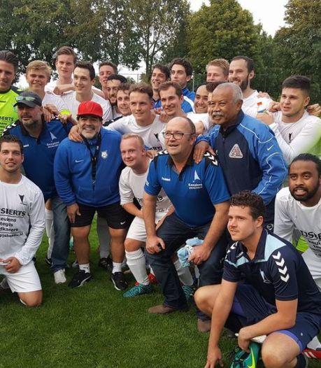 De dag dat Diego Maradona tegen SV Twello speelde