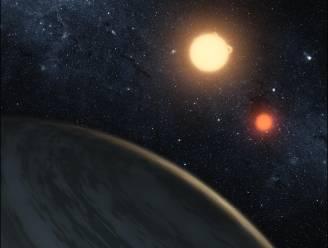 Planeet met drie zonnen ontdekt