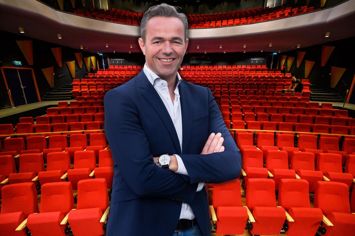 Columnist Dennis Captein schrijft over Theater Castellum in Alphen.