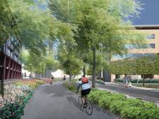 Vestdijk Eindhoven ondergaat enorme transformatie tot stadsboulevard
