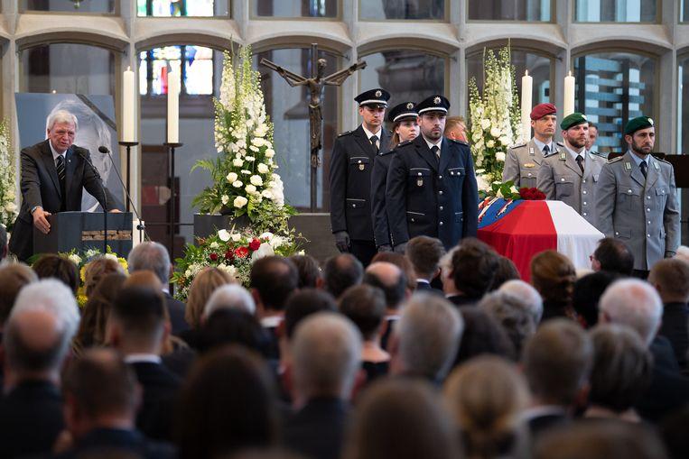 OM: verdachte moord Lübcke heeft rechts-extremistische achtergrond