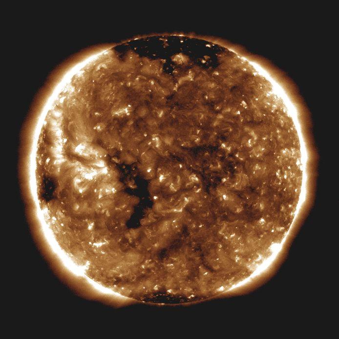 Cette photo a été prise à 24 millions de kilomètres du soleil.