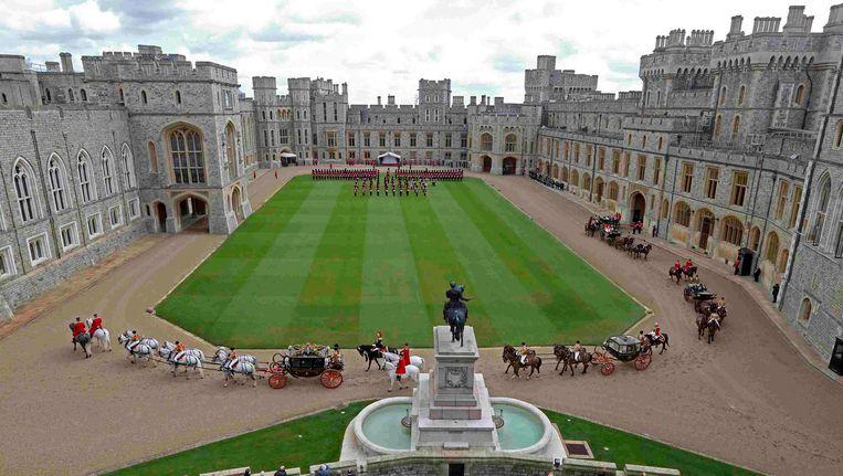 Windsor Castle. Beeld REUTERS