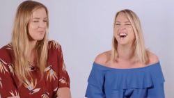 """Zussen Kat en Lyn in 'Tipsy': """"Jij flirt zelfs met een steen"""""""