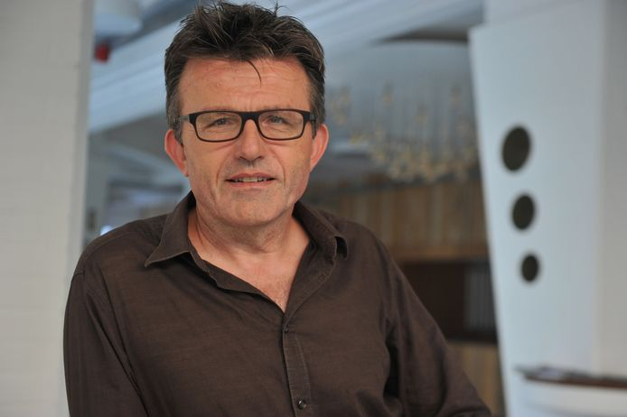 Auteur Kris Van Steenberge.