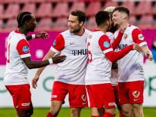FC Utrecht knokt zich langs Willem II op pijnlijke avond voor Van Beek