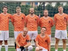 Groningse Job richt bijzondere voetbalclub op: 'Voetballen zonder verplichtingen!'