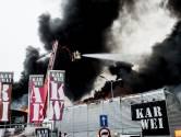Oorzaak Karwei-brand zal voor altijd een vraagteken blijven