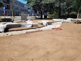 Ziekenhuis Geel legt buurttuin aan voor ingang