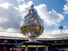 Uitslagen en programma eerste ronde TOTO KNVB Beker