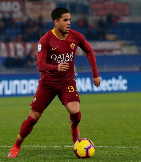 Kluivert blikt terug op eerste seizoen AS Roma: 'Heel blij dat ik de stap gemaakt heb'