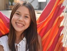 Naomi Traa (13) uit Heeswijk-Dinther in finale Junior Songfestival: 'Een bijzondere ervaring'