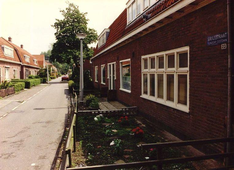 In Tuindorp Oostzaan wordt zaterdag de zomer ingeluid met de Terrasjesdag. Archieffoto. Beeld ANP