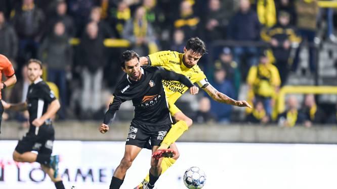 """Mehdi Tarfi (SK Deinze) bewaart uitstekende herinneringen aan bekermatch tegen Club Brugge: """"Maar blauw-zwart staat veel verder dan drie jaar geleden"""""""