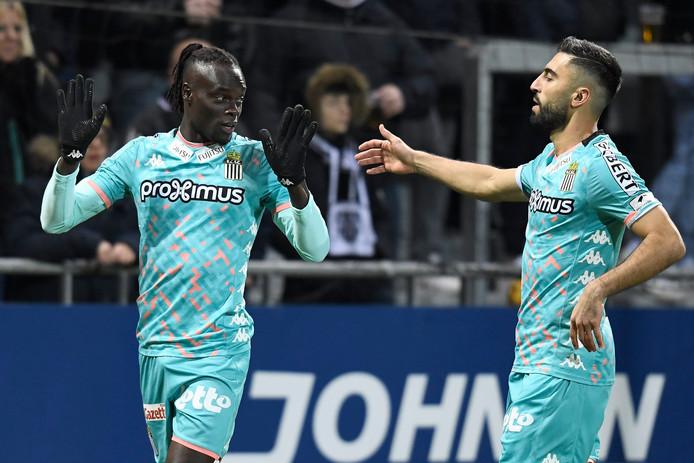 Mamadou Fall avait pourtant parfaitement lancé la soirée de Charleroi.