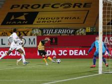 Roda JC waant zich tegen NAC in een schiettent