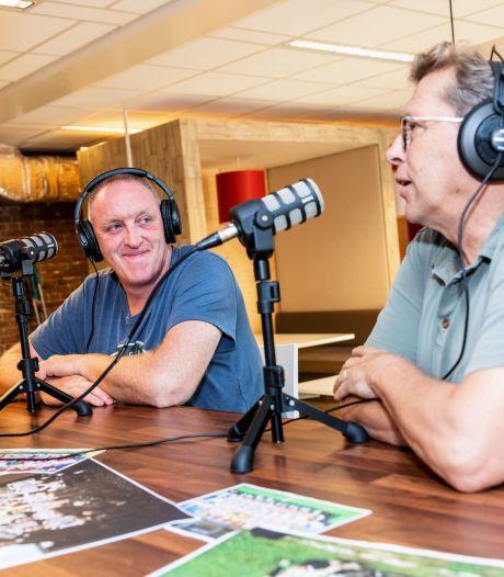 Stoere Kerels   John Feskens en Bud Brocken: 'Wat er in die pillen zat? Geen idee...'
