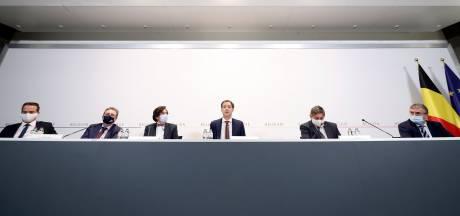 Accord sur le plan de relance belge: voici comment seront répartis les milliards européens