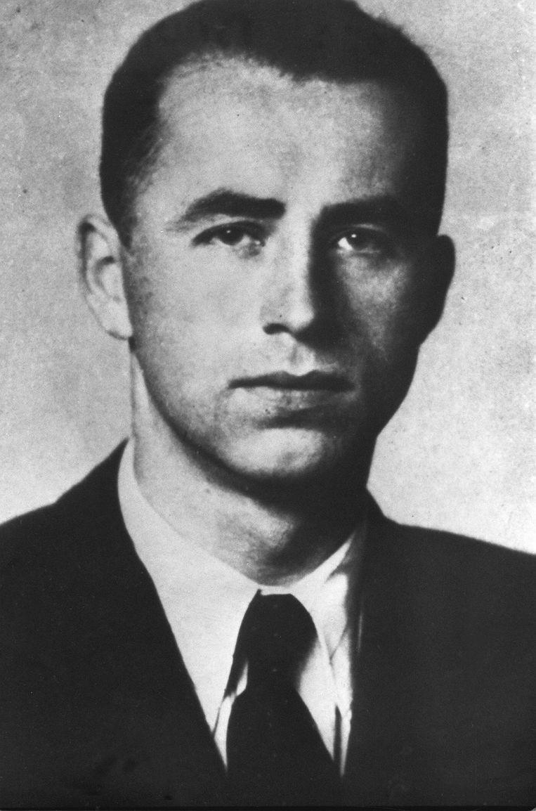 Alois Brunner. Beeld EPA