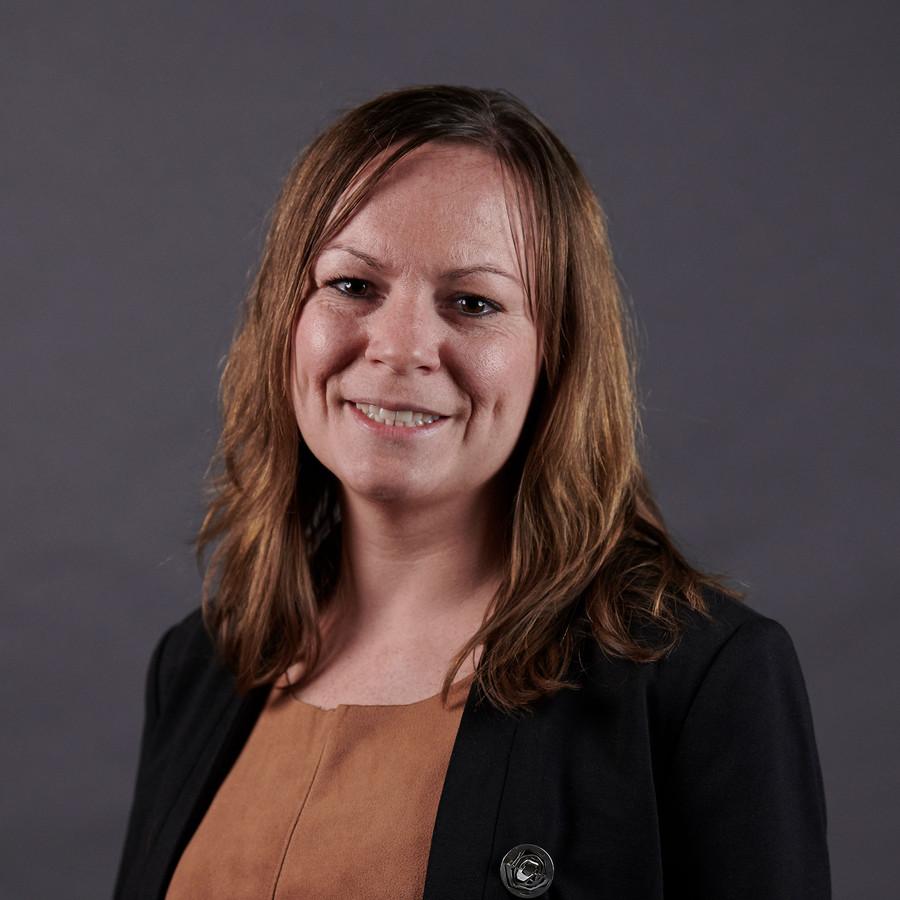 Raadslid Evelien van der Star (VLP)