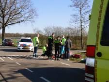 Twee gewonden bij aanrijding met scooter in Beugen