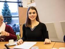Jongste raadslid Renée Smulders uit Valkenswaard stopt en richt zich op studie