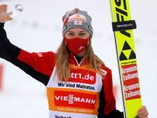 Na flinke tegenslag moet Apeldoornse Sara Marita Kramer mentale veerkracht tonen op WK