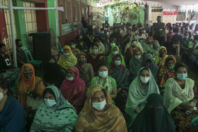 Die Autoren sagen, dass es immer noch keine ausreichende Klarheit über die Wirksamkeit von Stoffmasken gibt.  Foto Nachrichten Foto