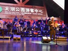 Apeldoorns orkest maakt indruk in China: 'Ik ben er nog steeds sprakeloos van'