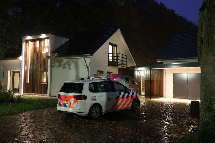 Overval op woning in Oisterwijk.