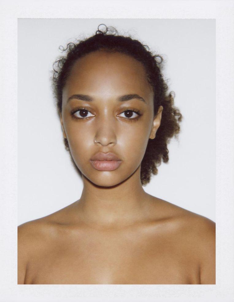 Rimona Bahere (20) Beeld Ferry van der Nat