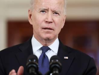 """Biden: """"Hoop dat staakt-het-vuren Gaza tot meer vooruitgang leidt"""""""