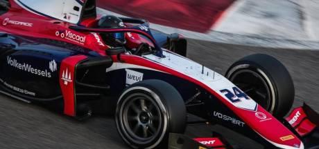 Twentse Formule 2-coureur Viscaal opgetogen na testweekeinde: 'Goede hoop tot overeenkomst te komen'