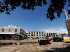 Vergeet het oude bejaardenhuis, systeemplafonds en krappe kamers: het nieuwe Oevelgunne is bijna klaar
