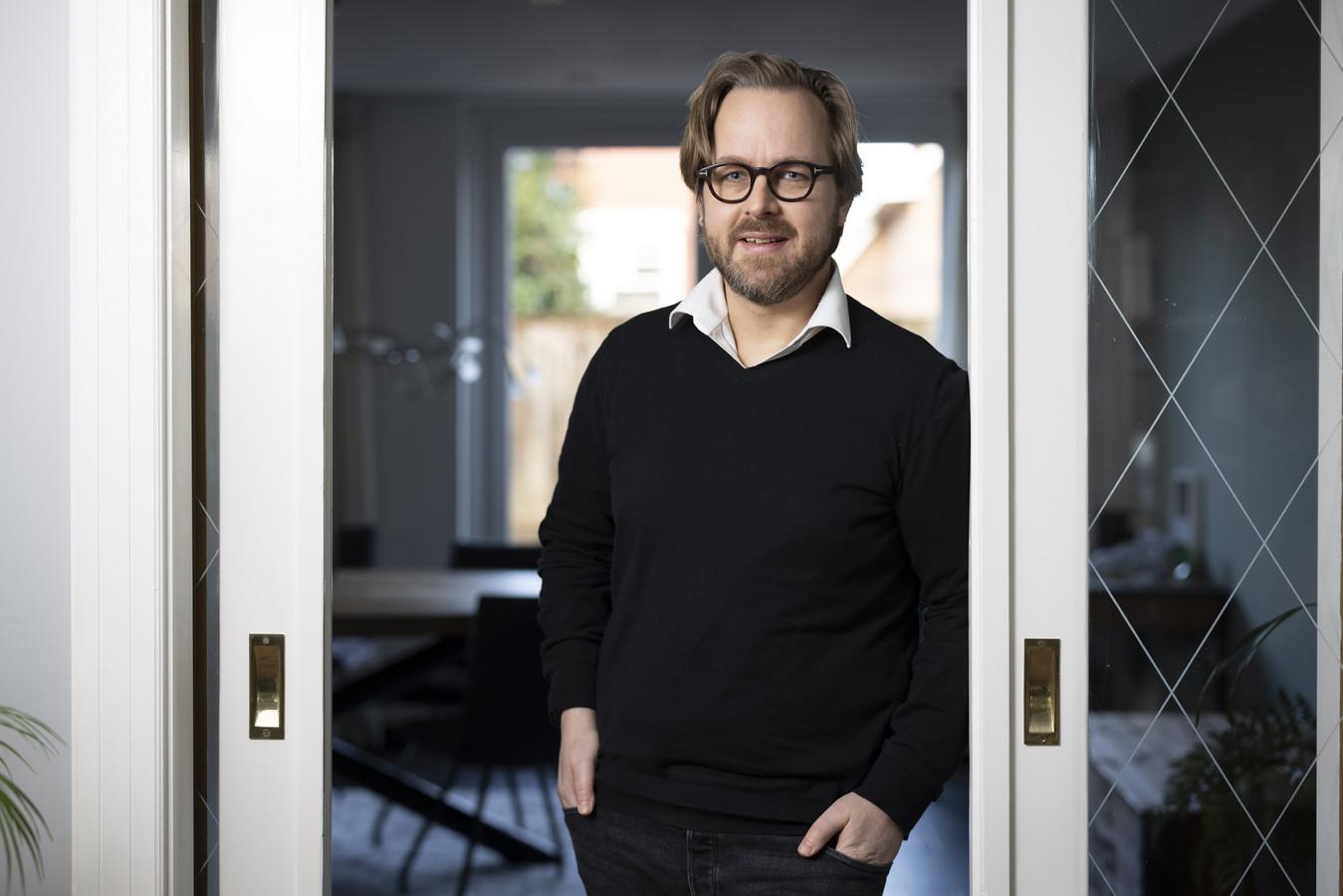 Richard van den Bovenkamp uit Almelo is kandidaat voor Code Oranje.