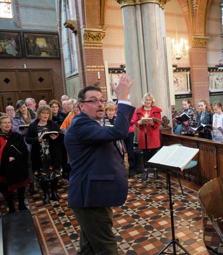 Jongeren zingen de Matthäus Passion, 'Het staat zoals je het moet uitspreken'