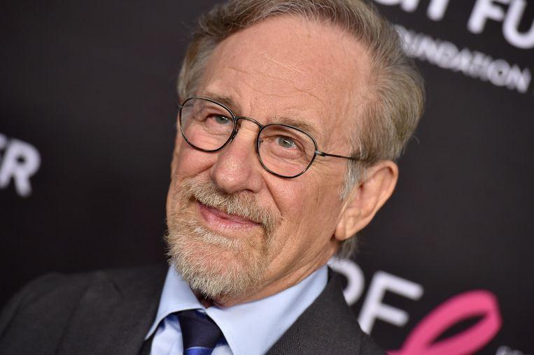 Steven Spielberg.  Beeld Getty