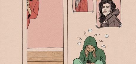 'Pubers rollen al met hun ogen voordat je drie woorden zegt, maar toch ben je hun klankbord'