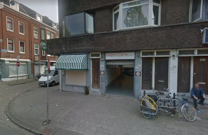 Carwash Miami in Rotterdam.