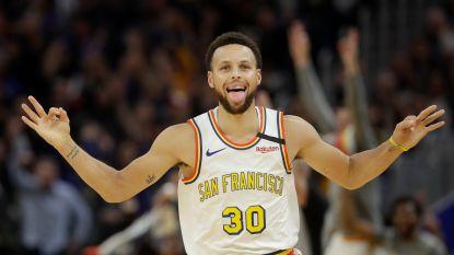 Stephen Curry maakt comeback met 23 punten, maar Golden State Warriors kunnen weer niet winnen