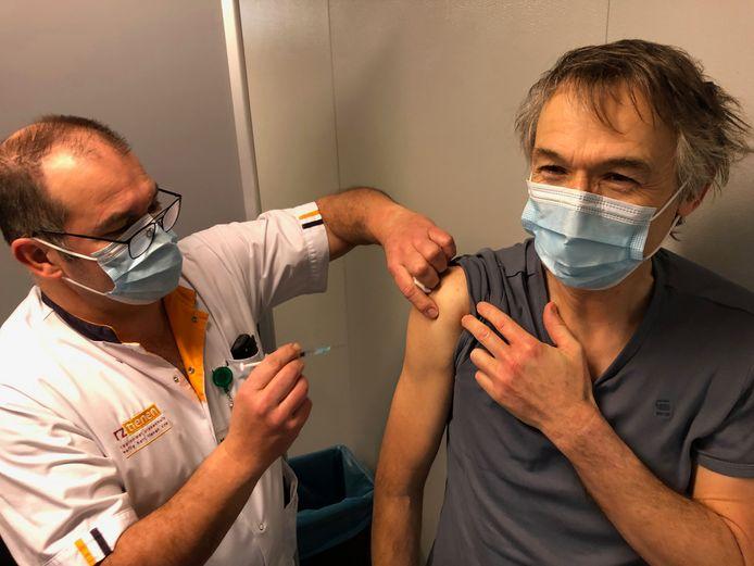 TIENEN-vaccinatie ziekenhuis